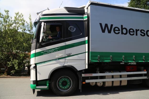 Jobbörse Transporte Webersdorfer