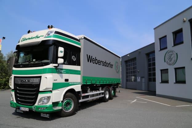 Kontakt Transporte Webersdorfer
