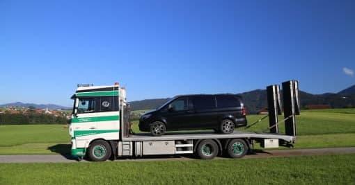 Transporte Webersdorfer PKW-Transport