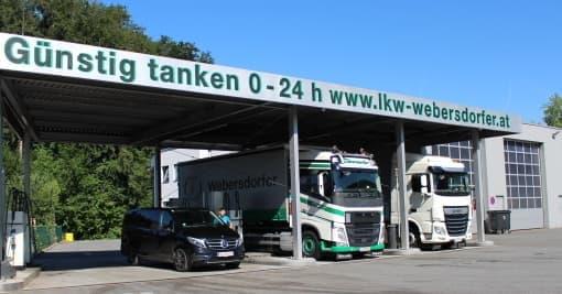 Tankstelle Salzburg-Bergheim 0-24 Uhr