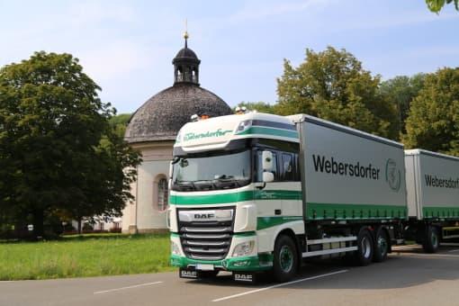 Transporte Webersdorfer Wechselbrückentransport