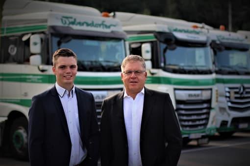 Transporte Theo Webersdorfer GmbH